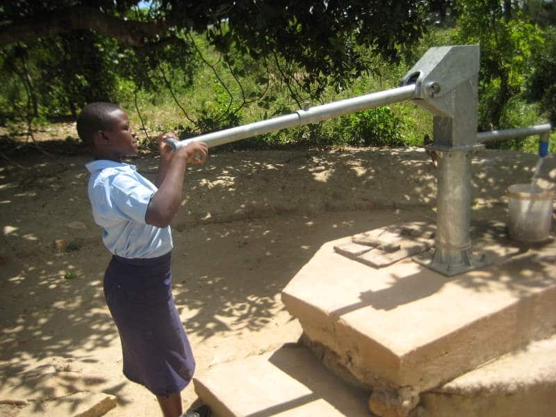 Kitui water pump